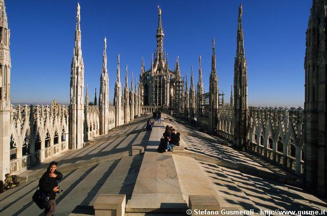 Stunning Duomo Di Milano Terrazze Ideas