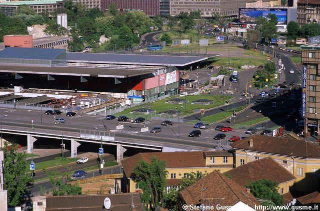 Milanofoto archivio immagini di milano 20050507 127 - Stazione porta garibaldi indirizzo ...