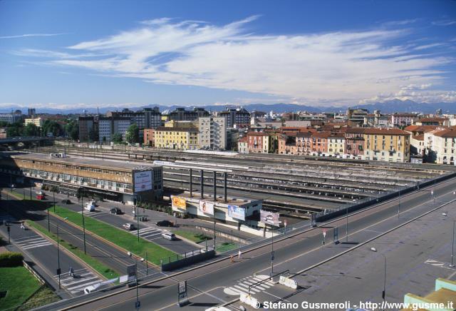 Milanofoto archivio immagini di milano 20070626 175 - Stazione porta garibaldi indirizzo ...