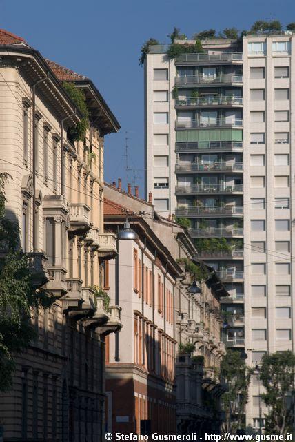 Milanofoto Archivio Immagini Di Milano 20060730 085444 Via